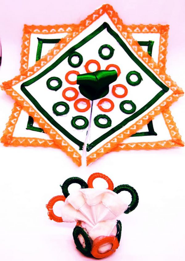Tiranga Special dress