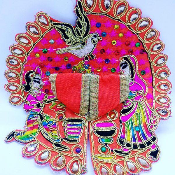 Holi Special dress
