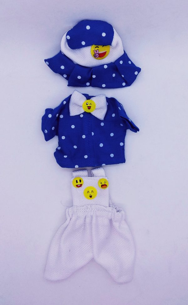 Dungree dress for kanha ji