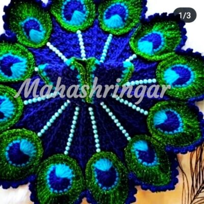 Winter poshak for gopal ji